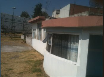 CompartoDepa MX - cuartos en renta para estudiantes - Tlaxcala, Tlaxcala - MX$1100