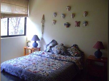 CompartoDepa MX - Renta de cuartos - Hermosa Casa en Del. Coyoacan - Coyoacán, DF - MX$3100