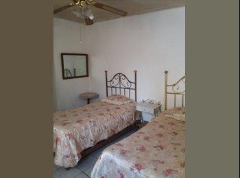 CompartoDepa MX -  cuartos, comodos y bien ubicados - Saltillo, Saltillo - MX$2500