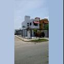 CompartoDepa MX Preciosa casa amueblada  PdelC  cocina equipada - Playa del Carmen, Cancún - MX$ 6500 por Mes - Foto 1