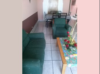 CompartoDepa MX - RENTO HABITACIONES CERCA DE LA UAA - Aguascalientes, Aguascalientes - MX$2500