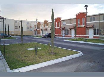 CompartoDepa MX - Casa en Renta - Tecámac, México - MX$2500