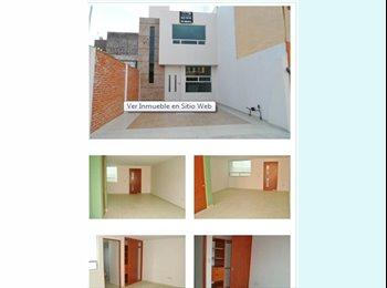CompartoDepa MX - Comparto Casa en Fraccionamiento Seguro y Cerca CU - Otras, Puebla - MX$2500