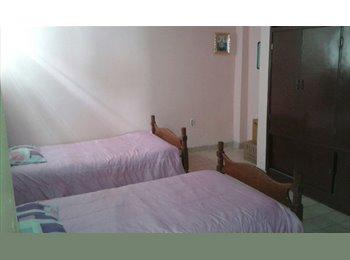 CompartoDepa MX - Rento habitación para señorita - Pachuca, Pachuca - MX$1300