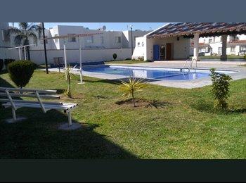 CompartoDepa MX - Ofrezco compartir casa con Estudiante o Profesioni - Aguascalientes, Aguascalientes - MX$2000