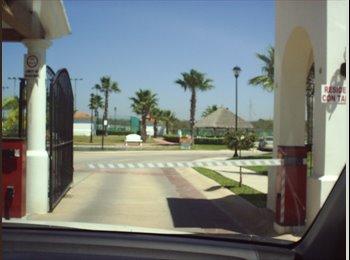 CompartoDepa MX - Renta de habitacion coto privado - Mazatlán, Mazatlán - MX$3000