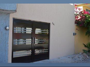 CompartoDepa MX - rento casa amueblada - San Luis Potosí, San Luis Potosí - MX$4800