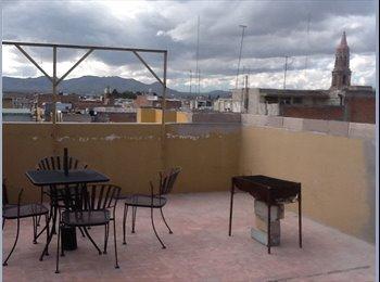 CompartoDepa MX - Se busca roomie para compartir. - Aguascalientes, Aguascalientes - MX$1400