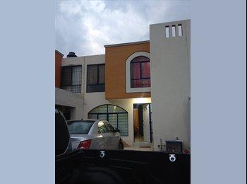 CompartoDepa MX - se busca roomate / compañero/a de casa - San Luis Potosí, San Luis Potosí - MX$1500