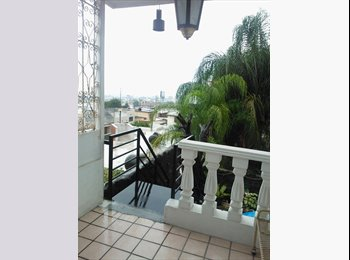 CompartoDepa MX - habitacion independiente - Cumbres, Monterrey - MX$3500