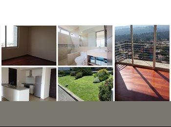 CompartoDepa MX - Se busca Roomie en Santa Fe!!! - Cuajimalpa de Morelos, DF - MX$7000