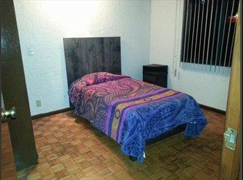 CompartoDepa MX - bonita habitación amueblada en casa - Cuajimalpa de Morelos, DF - MX$3800