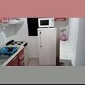 CompartoDepa MX Se rentan cuartos amueblados de lujo - Centro Histórico, Puebla - MX$ 1500 por Mes - Foto 1