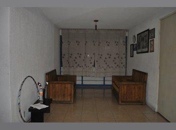 CompartoDepa MX - cuarto en la Col. Balbuena - Venustiano Carranza, DF - MX$2500
