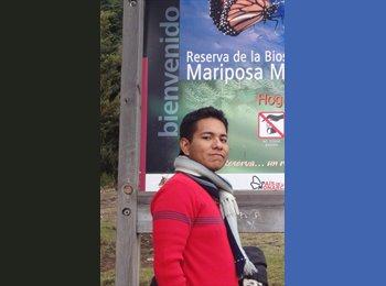 CompartoDepa MX - Francisco - 23 - DF