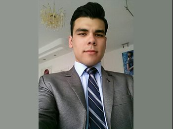 CompartoDepa MX - Alejandro   - 23 - Aguascalientes