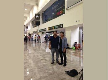 CompartoDepa MX - kevin antonio - 18 - Monterrey