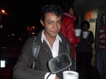 CompartoDepa MX - Julio Cesar  - 28 - Morelia