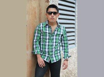 CompartoDepa MX - Rodrigo  - 25 - Mérida