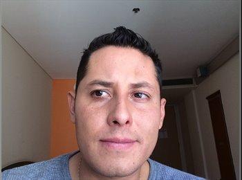 CompartoDepa MX - Luis - 25 - Monterrey