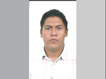 CompartoDepa MX - Guillermo - 21 - Monterrey