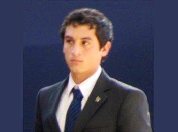 CompartoDepa MX - Arturo  - 23 - DF