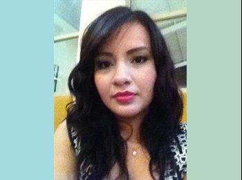 CompartoDepa MX - Elena  - 24 - Monterrey