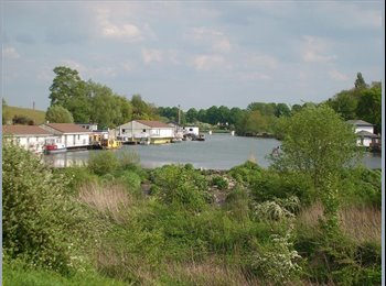 EasyKamer NL - Living on large a houseboat 2 km centre Maastricht - Centrum, Maastricht - €375