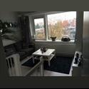 EasyKamer NL Tijdelijke dubbele kamer, 26m2, gemeubileerd! - Het Lage Land, Prins Alexander, Rotterdam - € 420 per Maand - Image 1