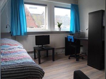 EasyKamer NL - Nette gemeubileerde kamer in Delft - Delft, Delft - €445