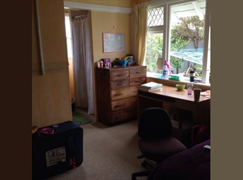 NZ - Room for rent in West End - West End, Palmerston North - $460