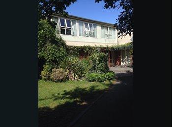 NZ - $115 a week - spacious sunny room in Burnside - Burnside, Christchurch - $498