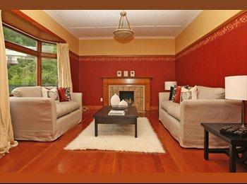 NZ - Seeking Mature Flatmate in Wadestown - Temporary or Long-term - Wadestown, Wellington - $800