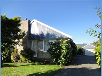 NZ - Burnside, 3 x double bedrooms available from 27th - Christchurch, Christchurch - $780