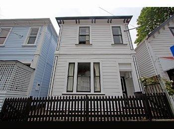 NZ - Thorndon, 4 bedroom, $195 pw - Wellington, Wellington - $845
