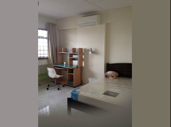 EasyRoommate SG - Master Bedroom in Pasir Ris (Street 71) available immediately for rent - Pasir Ris, Singapore - $900