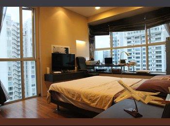 EasyRoommate SG - Seaview luxury Condo Master Room with large bathro - Marine Parade, Singapore - $2200