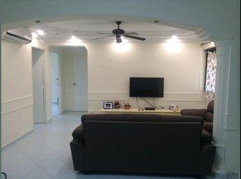 EasyRoommate SG - A room to rent - Choa Chu Kang, Singapore - $600