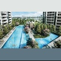 EasyRoommate SG  Common/Master room to rent ,1min to MRT,new Condo - Boon Lay, D21-24 West, Singapore - $ 1200 per Month(s) - Image 1