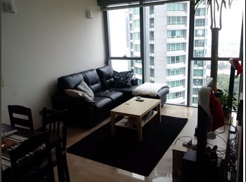 EasyRoommate SG - Common Room at Cube 8 Brand new Condo - Singapore, Singapore - $1400