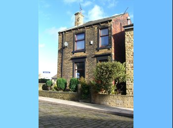 EasyRoommate UK - MASSIVE HOUSE PERIOD FEATURES - Morley, Leeds - £350