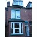 EasyRoommate UK Double room in a 4 bed house bills INC - Headingley, Leeds - £ 375 per Month - Image 1