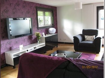 EasyRoommate UK - Double Room  with en suit No Bills. - Livingston, West Lothian - £430