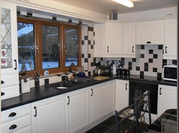 EasyRoommate UK - Flat to Let Heath Village, Near Mansfield, Chesterfield, Half a Mile from Junction 29(M1) - Heath, Chesterfield - £445