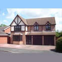 EasyRoommate UK Double Bedroom in Friendly Houseshare - Worcester, Worcester - £ 433 per Month - Image 1
