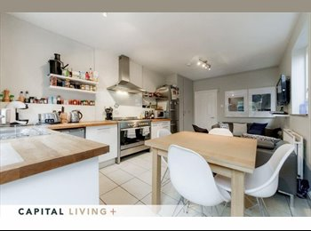 EasyRoommate UK  Professional only-All Bills Inc,Cleaner,Wi-FI,sky - Fulham, West London, London - £1076 per Month,£248 per Week - Image 1