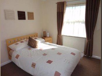 EasyRoommate UK - Double room in large modern house with housekeeper - Bedford, Bedford - £495
