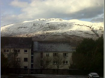 EasyRoommate UK - 2 rooms to let - Fort William, Fort William - £280