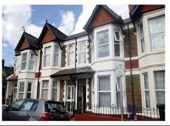EasyRoommate UK - GOOD SIZE BEDROOM IN QUALITY STUDENT HOUSE - Whitechurch, Cardiff - £270