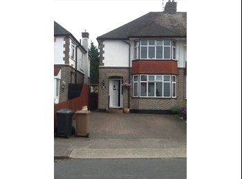 EasyRoommate UK - 1 Double and 1 single room suit student or profess - Luton, Luton - £350